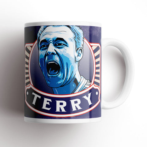 Chelsea Terry Legend Mug