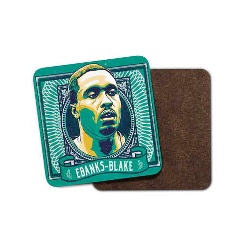 Plymouth Argyle Ebanks-Blake Coaster