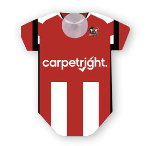 Exeter City 2021 Home Car Kit Hanger
