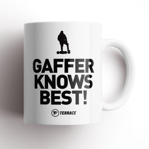 Gaffer Knows Best Mug