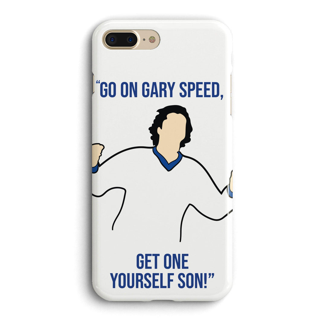 Leeds Burley Banksy Gary Speed Phone case