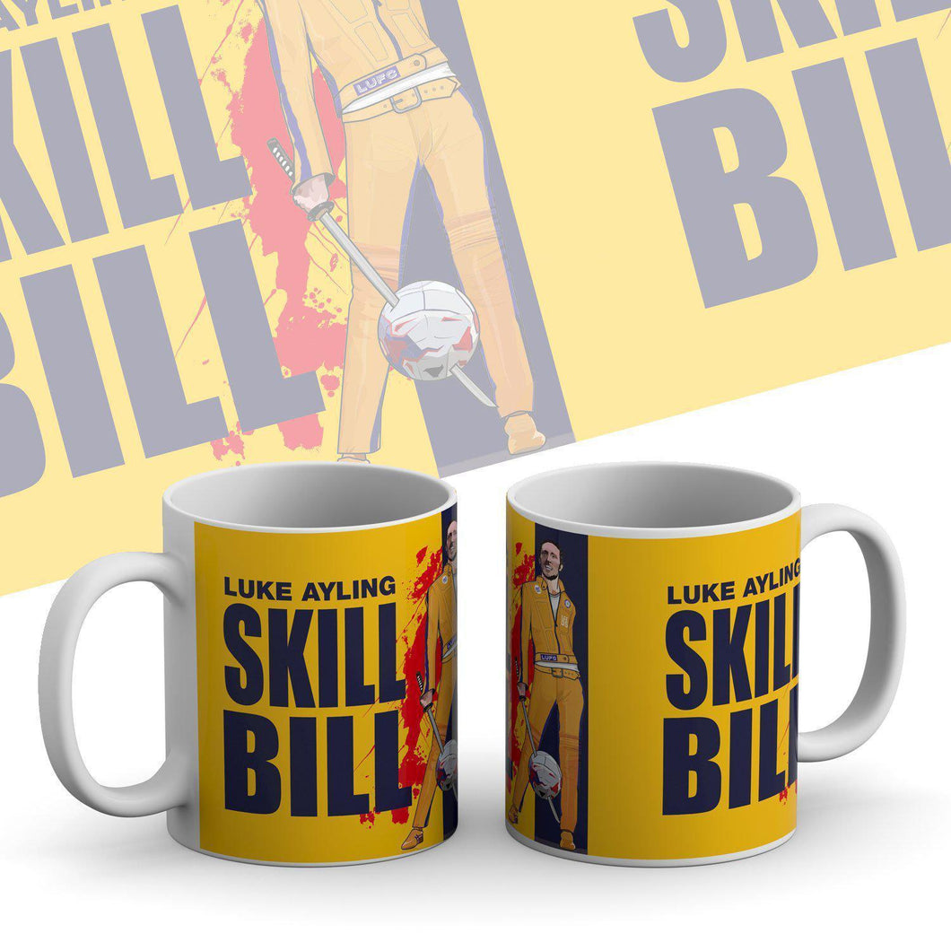 Grady Draws Skill Bill Mug-Mugs-The Terrace Store