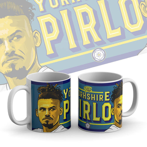 Grady Draws Yorkshire Pirlo Mug