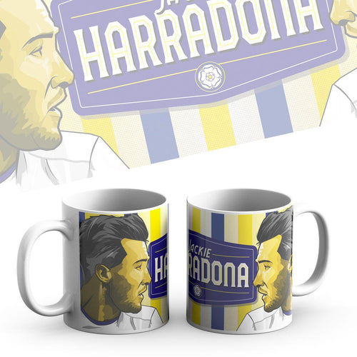 Grady Draws Jackie Harradona Mug