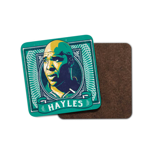 Plymouth Argyle Hayles Coaster
