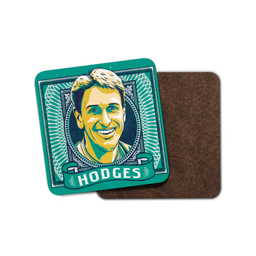 Plymouth Argyle Hodges Coaster