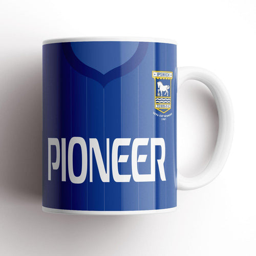 Ipswich Town 1981-82 Home Kit Mug-Mugs-The Terrace Store