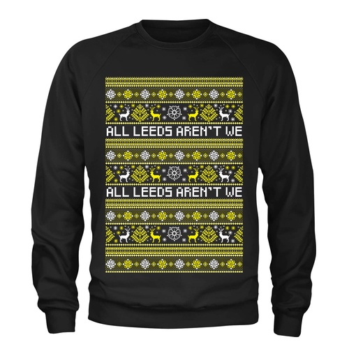 Leeds Christmas Sweater