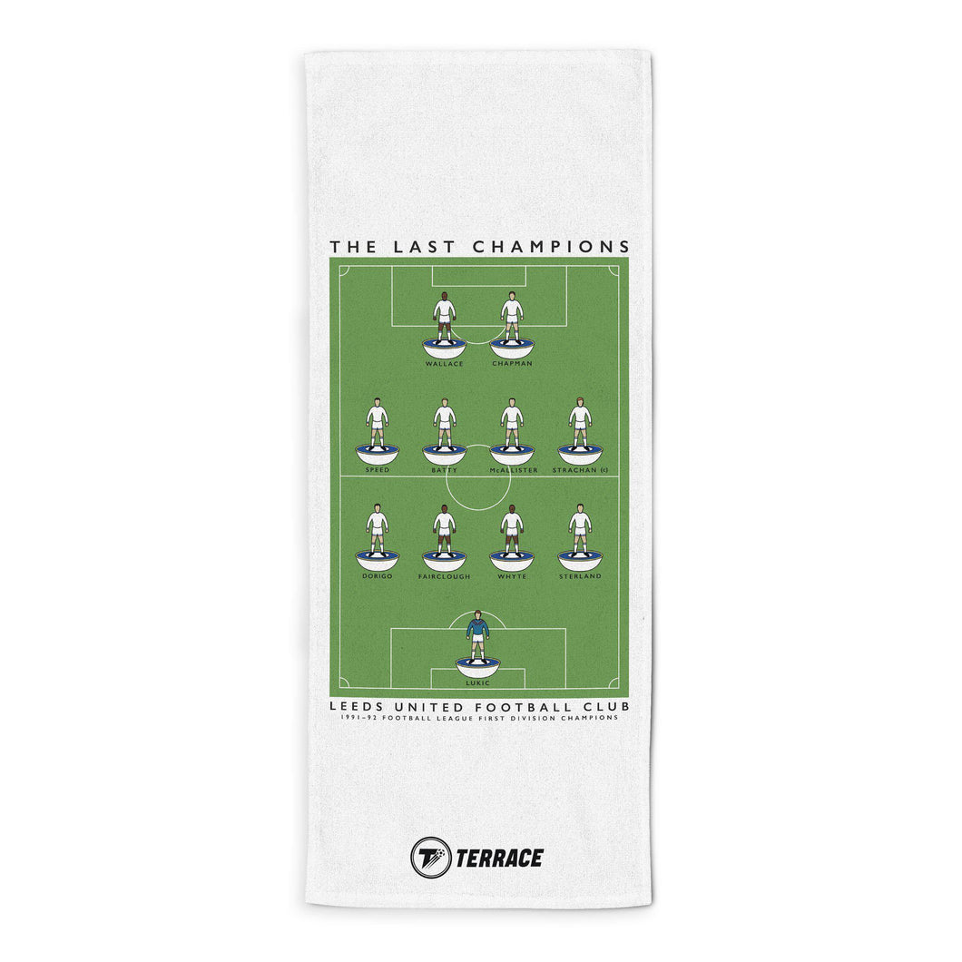 Leeds Last Champions Towel-Towels-The Terrace Store