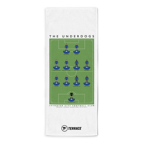 Leicester Underdogs Towel