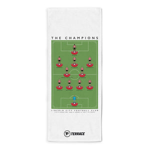 Lincoln Champions Towel-Towels-The Terrace Store