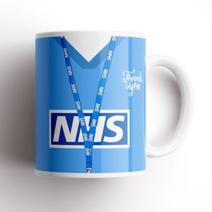 NHS Fundraising Kit Mug (non personalised)-Mugs-The Terrace Store