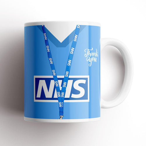 NHS Fundraising Kit Mug (personalised)-Mugs-The Terrace Store