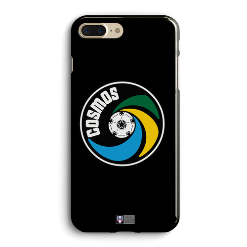 New York Cosmos Badge Phone Case-CASES-The Terrace Store