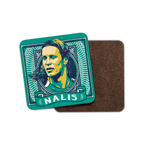 Plymouth Argyle Nalis Coaster