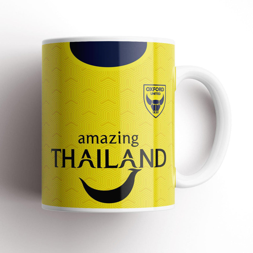 Oxford United 20-21 Home Mug