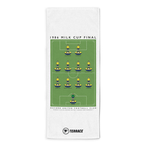 Oxford Milk Cup Towel
