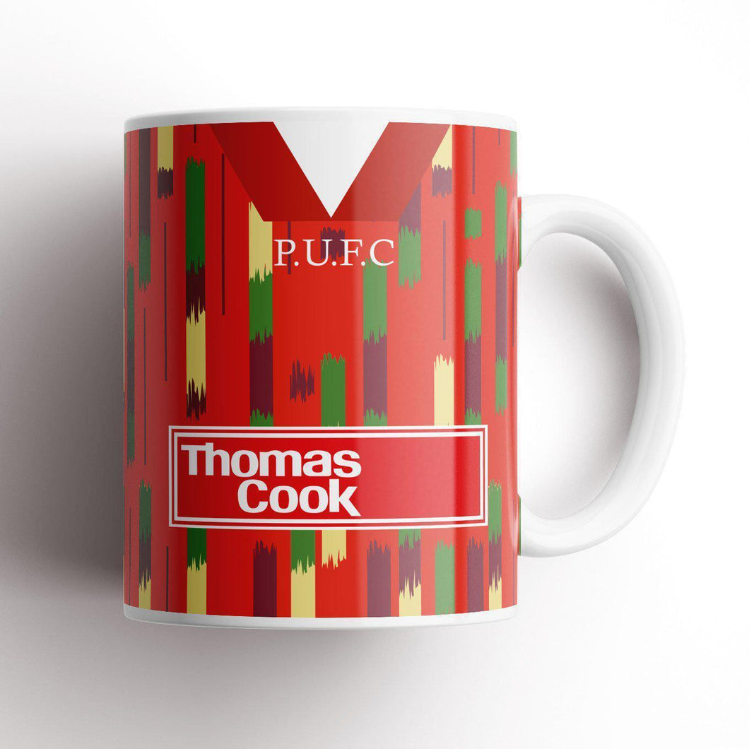 Peterborough 1996 Away Kit Mug-Mugs-The Terrace Store