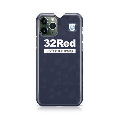 Preston North End kit phone cases
