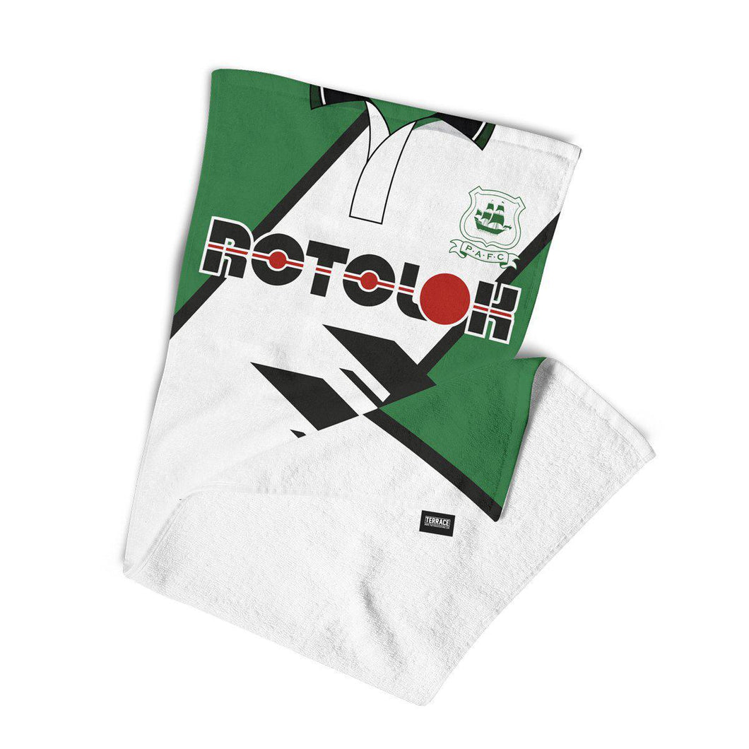 Plymouth Argyle 1996 Beach Towel-Towels-The Terrace Store