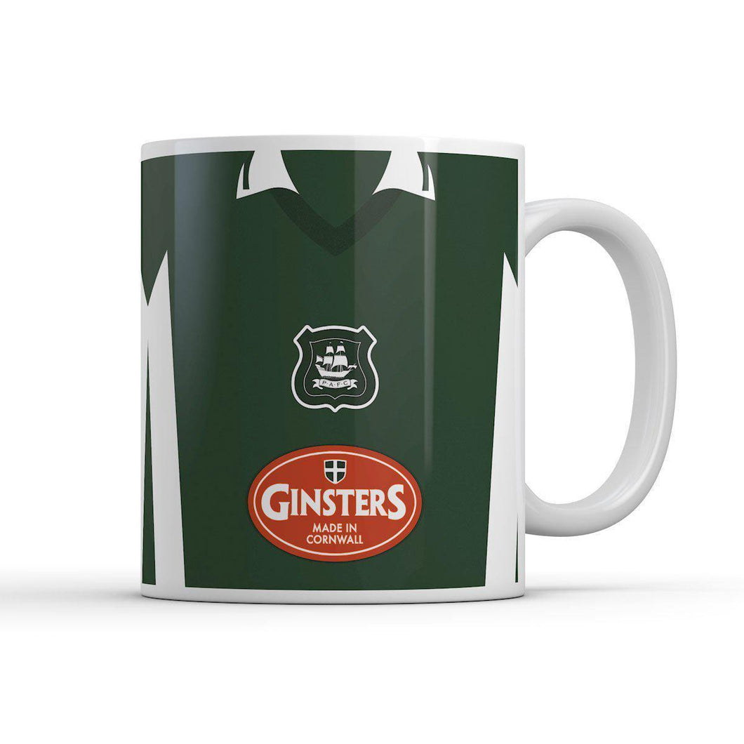 Plymouth Argyle 2004 Kit Mug-Mugs-The Terrace Store