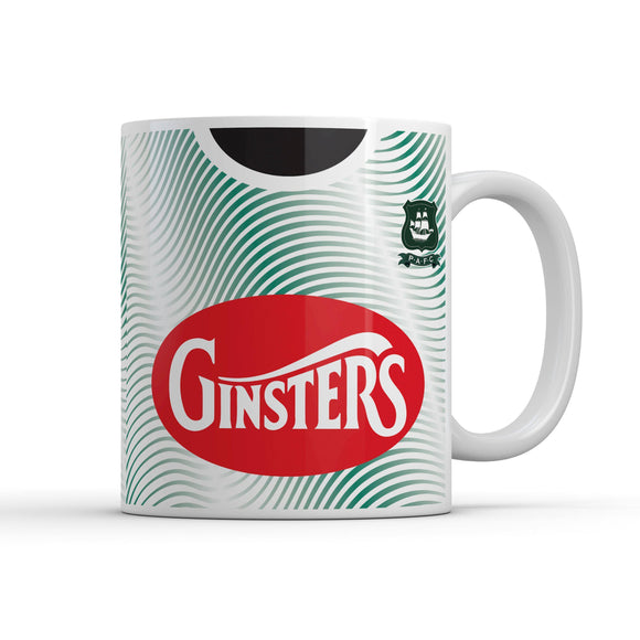 Plymouth Argyle 2019 Away Kit Mug