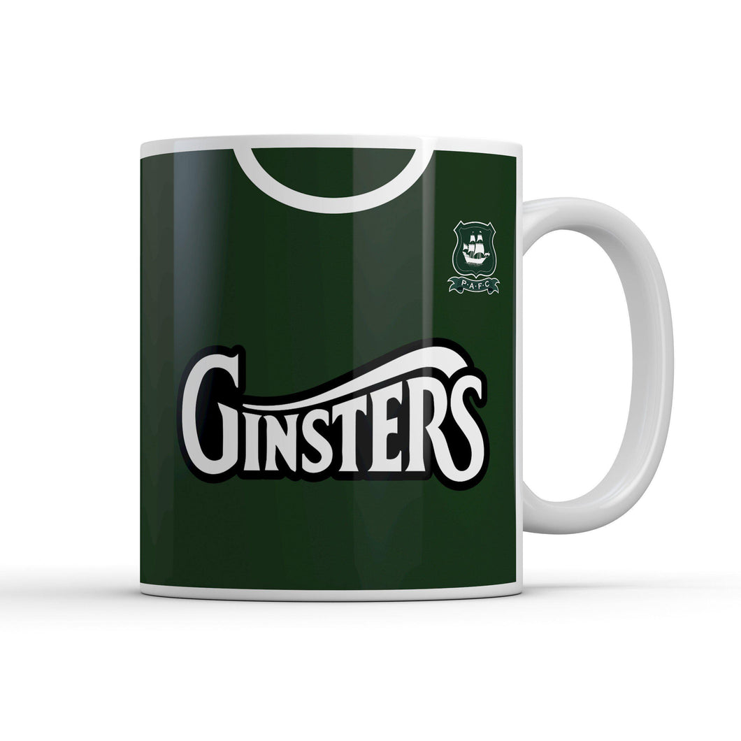 Plymouth Argyle 2019 Home Kit Mug