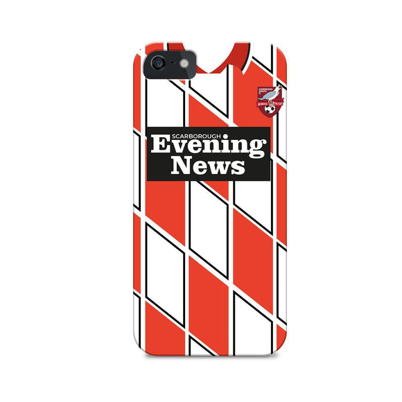 scarborough retro kit phone case