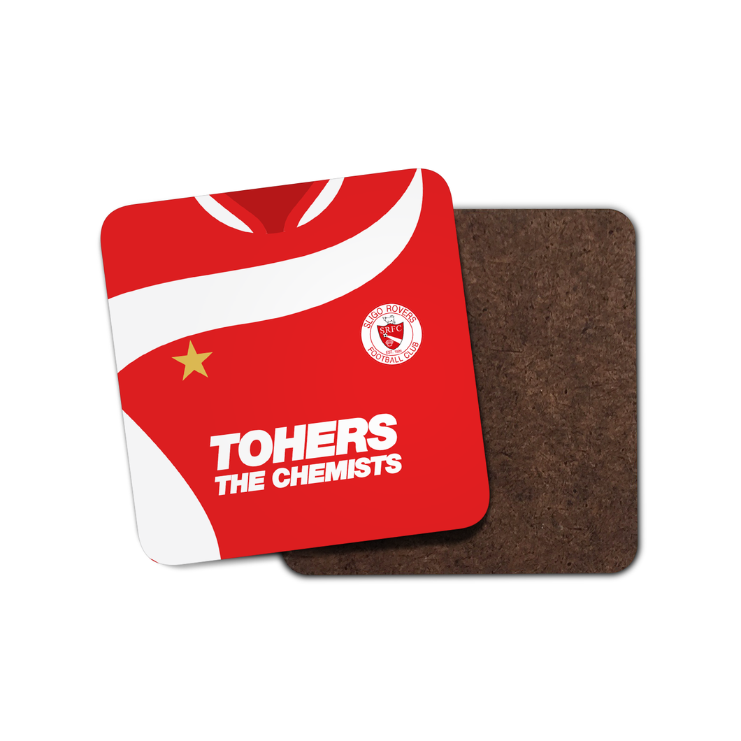 Sligo Rovers 2010 Home Coaster