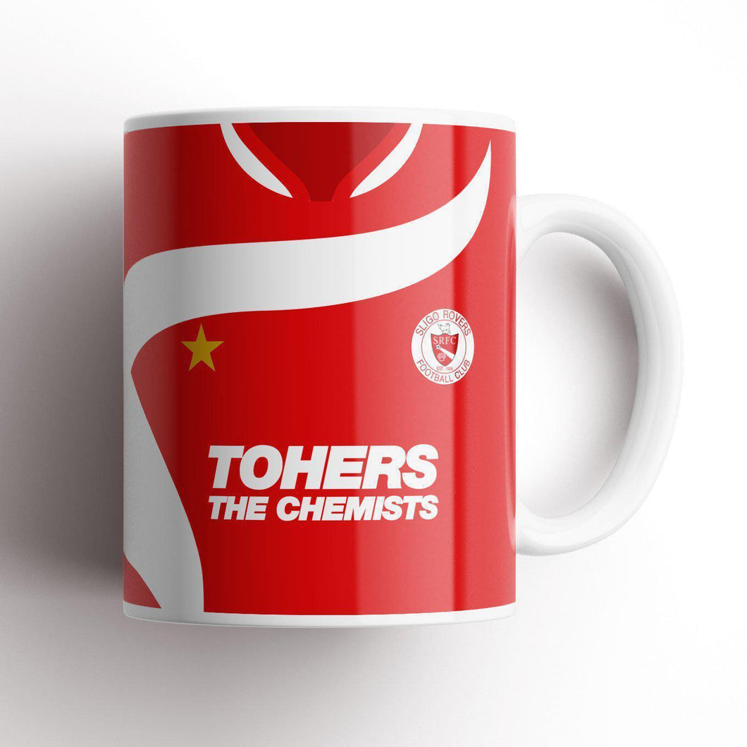 Sligo Rovers 2010 Mug-Mugs-The Terrace Store
