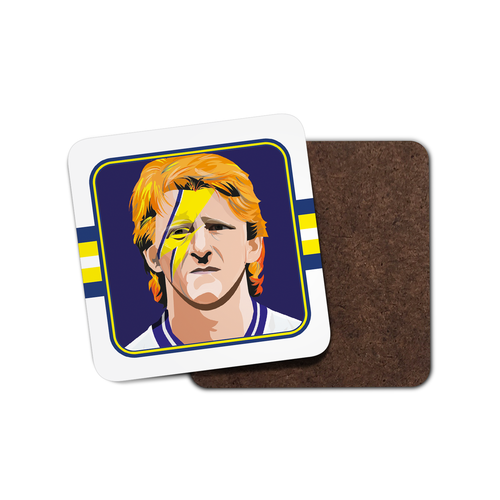 Grady Draws Starman Strachan Coaster