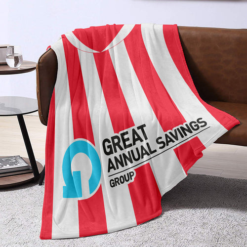 Sunderland 2021 Home Blanket Throw