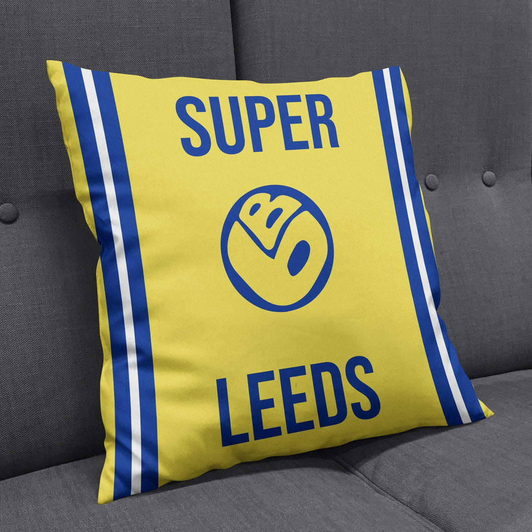 Burley Banksy Super Leeds Cushion-Cushions-The Terrace Store