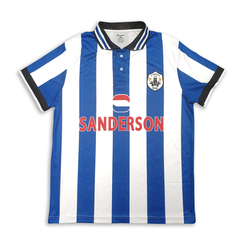 Official Sheffield Wednesday '98 Home Replica Shirt-Replica Shirt-The Terrace Store