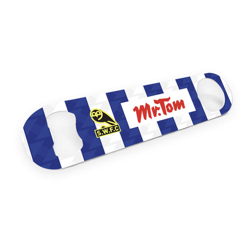 Sheffield Wednesday 92 Home Bar Blade