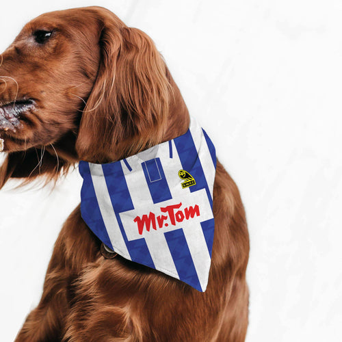 Sheffield Wednesday 1992 Pet Bandana