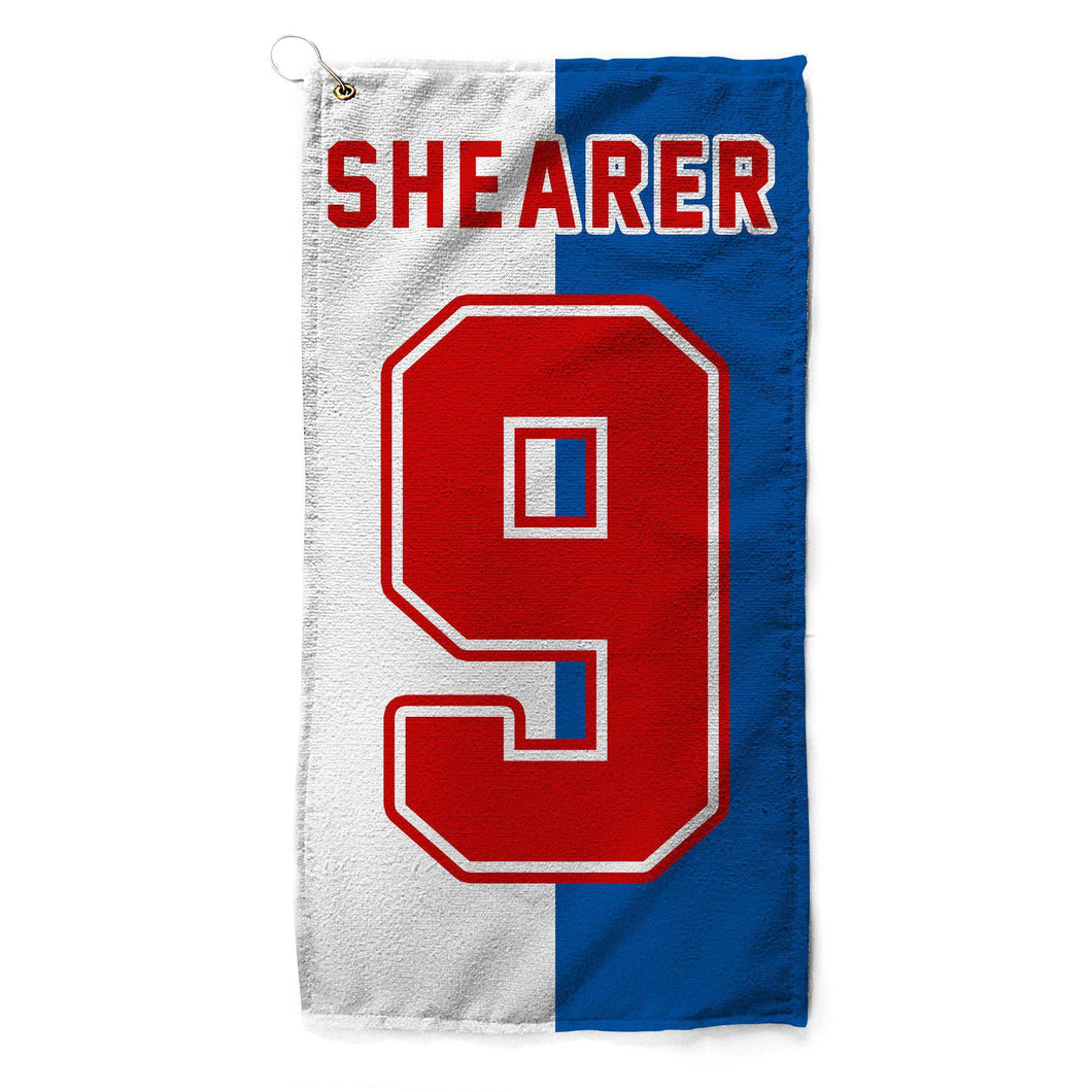 Shearer 1994 Golf Towel-Golf Towels-The Terrace Store