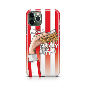 Fan inspired football phone cases