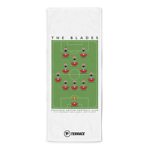 Blades Promotion Towel - The Terrace Store