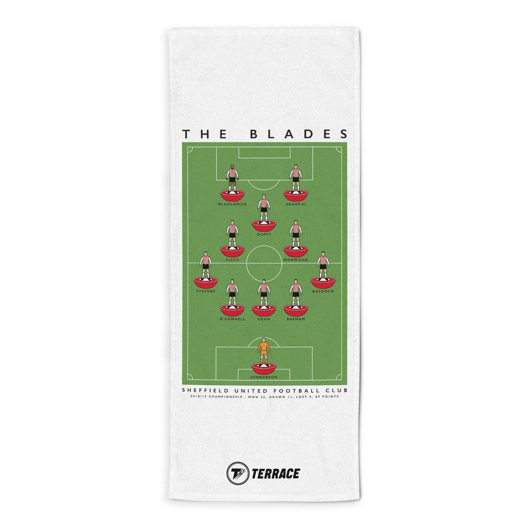 Blades Promotion Towel