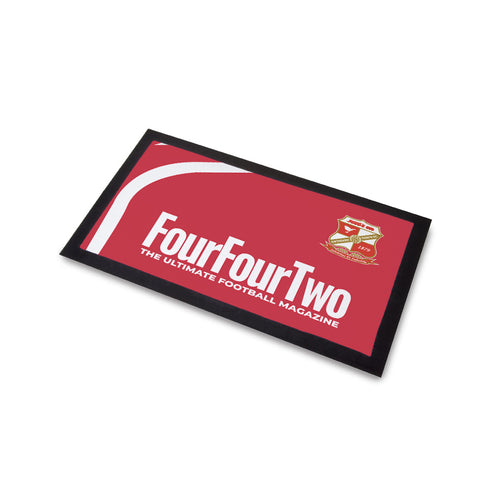 Swindon Town 2011 Home Bar Runner