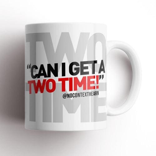 Two Time Mug-NCH MUG-The Terrace Store