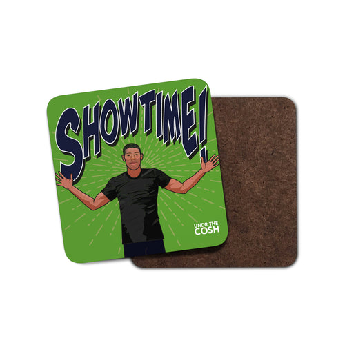 Undr The Cosh Showtime Coaster