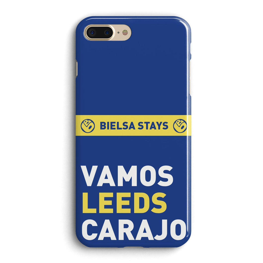 Leeds Burley Banksy Vamos Phone case-CASES-The Terrace Store