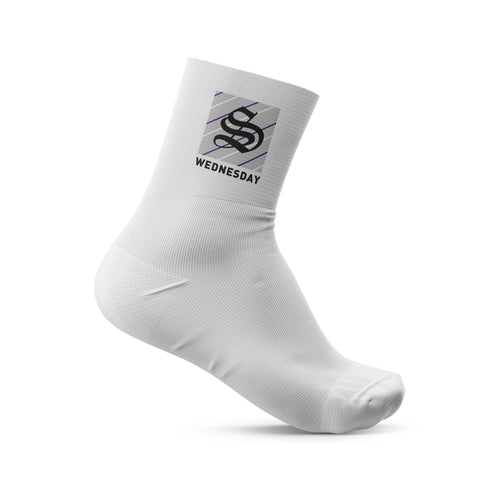 Sheffield Wednesday 1988 Socks