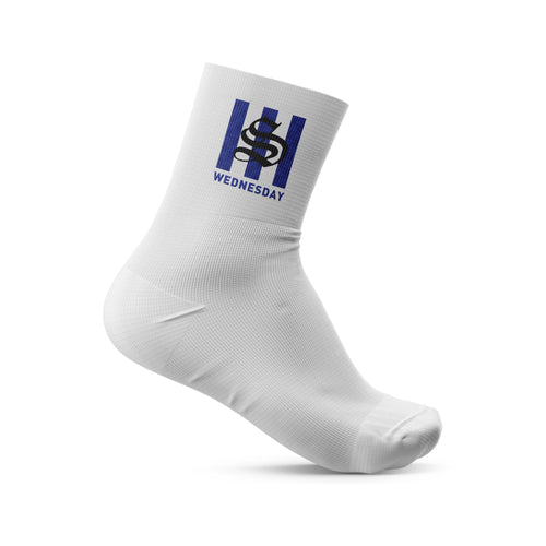Sheffield Wednesday 1992 Socks