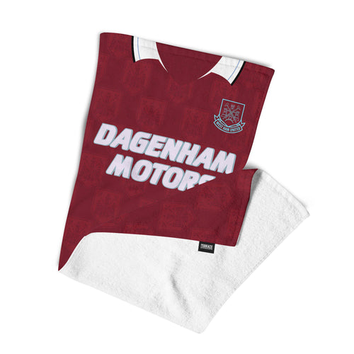 West Ham United 1993 Kit Towel