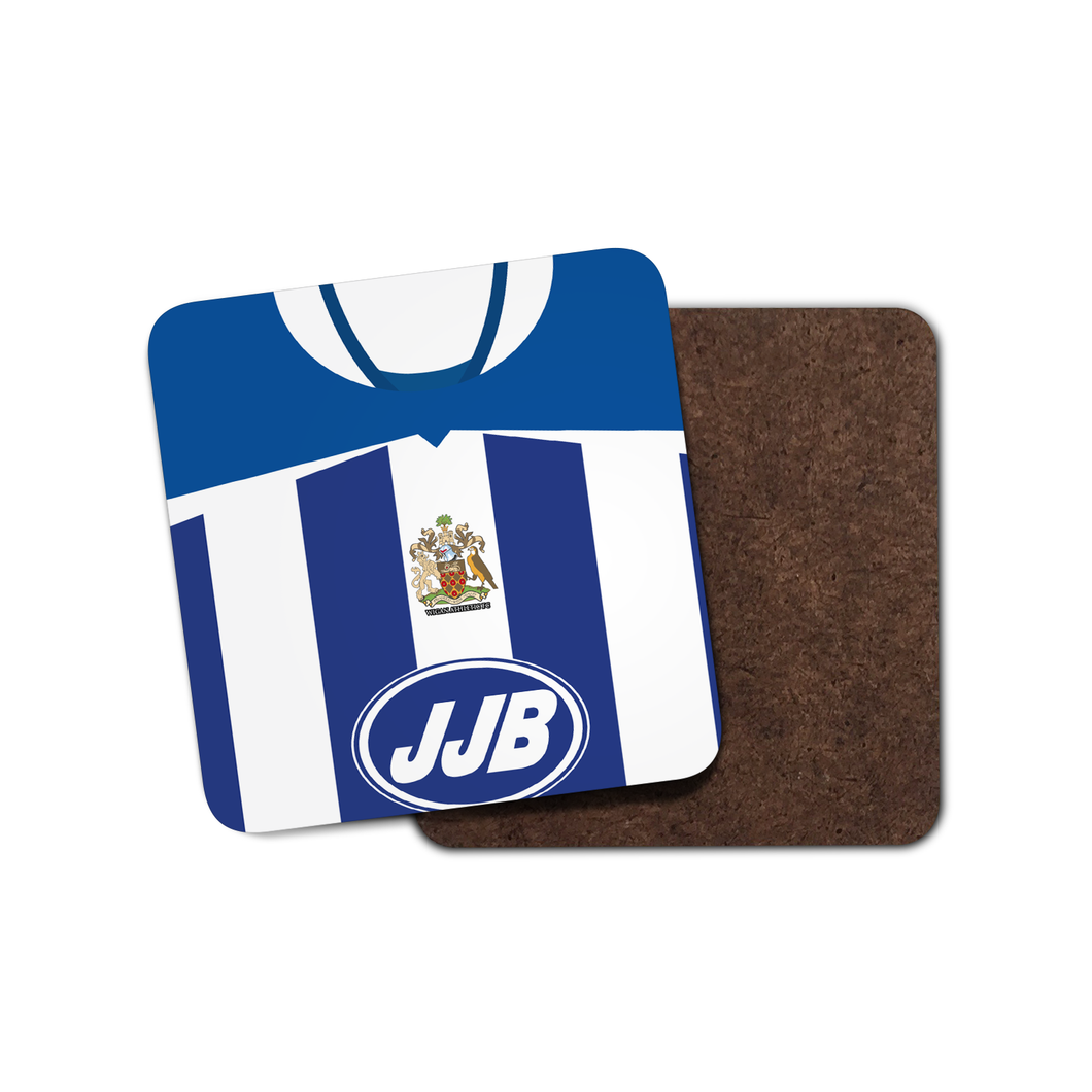 Wigan Athletic 2006 Coaster