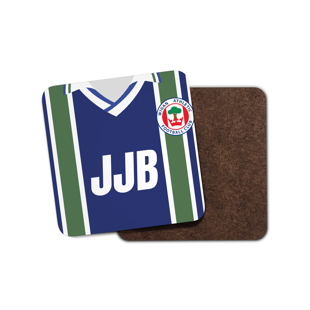 Wigan Athletic 1996 Coaster