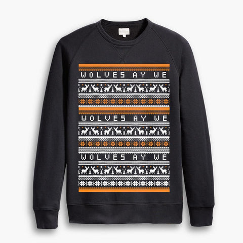 Wolves Christmas Jumper